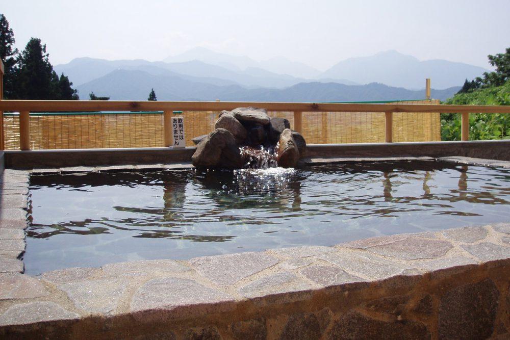 青島温泉 見晴らしの湯 こまみ