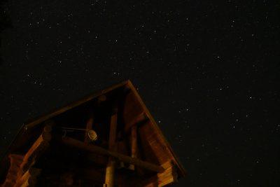 銀山平 星空