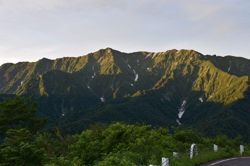 荒沢岳【日本二百名山】