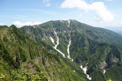 浅草岳【日本三百名山】