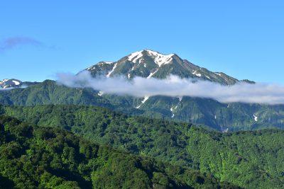 越後駒ヶ岳【日本百名山】