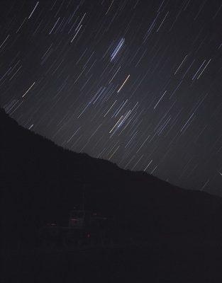 第3回【銀賞】湖畔の星たち