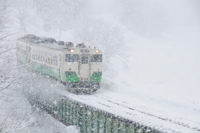 第6回【四季「冬」賞】吹雪く