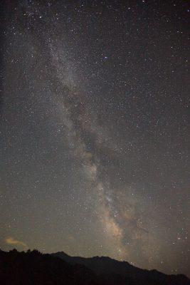第6回【魚沼から行く尾瀬ルート大賞】銀河