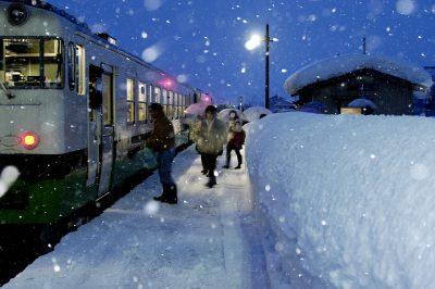 第6回【JR只見線大賞】一番列車