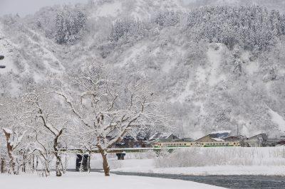 第7回【四季「冬」賞】墨絵の世界を往く