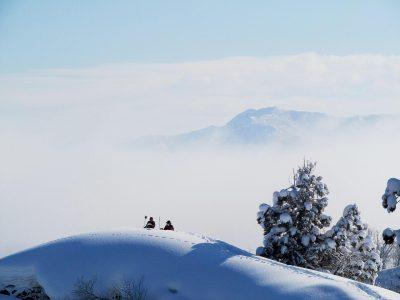 第9回【四季「冬」賞】雪山