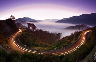 第10回【金賞】枝折峠への道