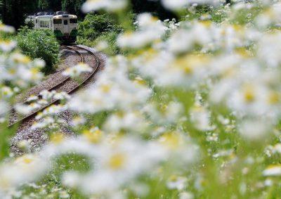 第10回【JR只見線部門銀賞】春~夏