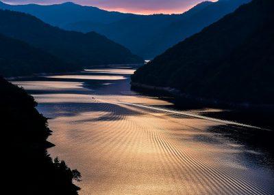 第12回【魚沼から行く尾瀬ルート大賞】夕暮れ色のキャンバス