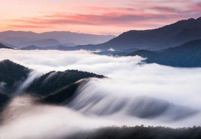 第13回【入賞】滝雲激流の如く