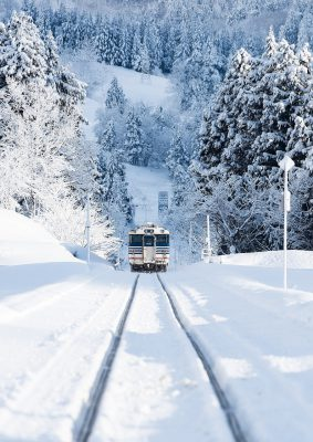 第14回【JR只見線大賞】大雪のち晴れ