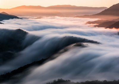 第14回【入賞】銀山湖の夜明け