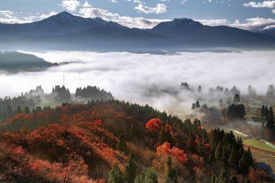 第16回【四季「秋」賞】晩秋の雲海