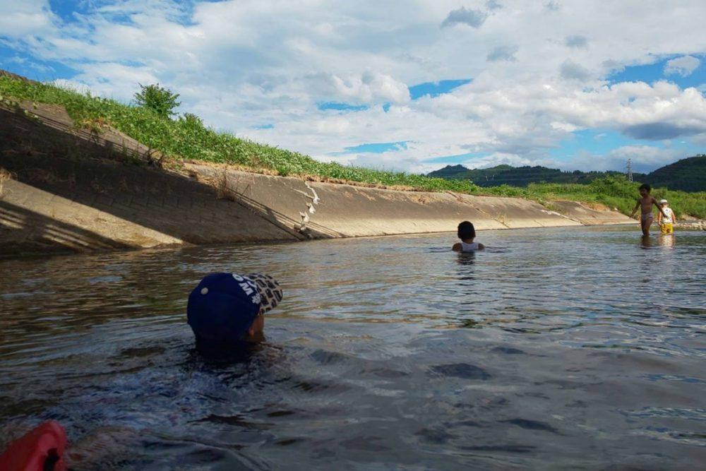 川遊び・釣り