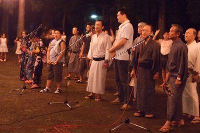 盆踊り「大の阪」