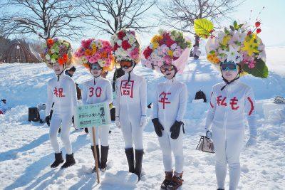 魚沼国際雪合戦