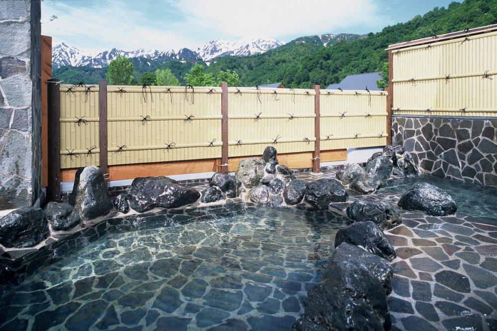 銀山平温泉