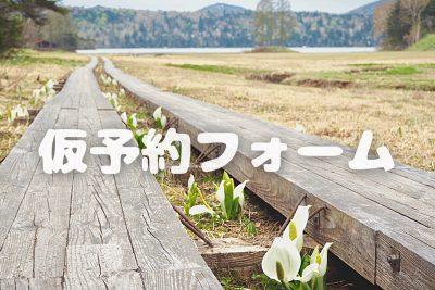 尾瀬仮予約フォーム