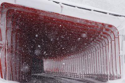 第16回【BSN新潟放送賞】雪のスノーシェッド